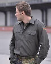 Mens Army Surplus Shirts, Various Patterns Camo/Olive/Desert Long/Short Sleeve