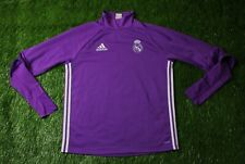 REAL MADRID #3 PEPE 2016/2017 FOOTBALL SWEATSHIRT SWEAT TRAINING ADIDAS ORIGINAL