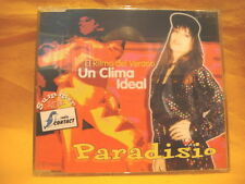 MAXI Single CD PARADISIO Un Clima Ideal 5TR 1995 eurodance