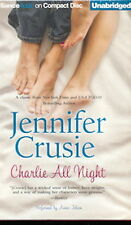 Audio book - Charlie All Night by Jennifer Crusie   -   CD
