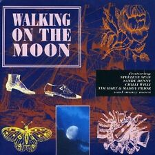 Various(CD Album)Walking On The Moon-Mooncrest-CREST CD 001-UK-New