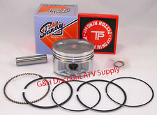 86-88 Yamaha YFM 225 Moto-4 Piston Kit 3rd 70.75mm!