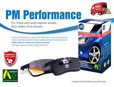RANGE ROVER Evoque 2.0t 2.2td 2011-On REAR Disc Performance Brake Pads DB2234