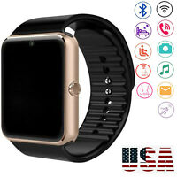Bluetooth Wrist Smart Watch Phone Mate For LG HTC ASUS Samsung S10 S9 Note 9 8 5