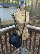 NWT Kate Spade Jackson Medium Triple Compt. leather satchel cross body bag-$379