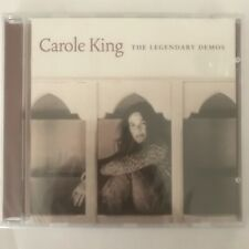 Carole King the legendary demos cd 13 titres neuf sous blister