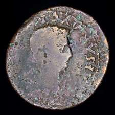 *Lucernae* Tiberio (14-36), as de bronce. Emerita Augusta. Templo.