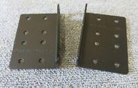 APC 870-8586A Pair Of Horisontal PDU Heavy Duty Mounting Brackets No Screws