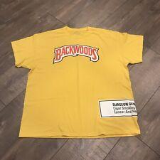 Backwoods Cigar Blunt Graphic T Shirt XL