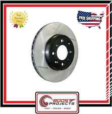 StopTech Slotted Left Front Sport Brake Rotor Cadillac / Chevrolet / GMC