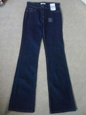 Indigo, Dark wash L30 Jeans Bootcut High for Women