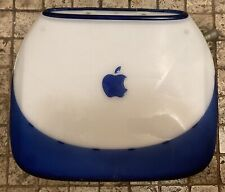 Vintage Apple iBook G3 Clamshell Indigo Firewire Dual Boot M6411 YoYo Adapter