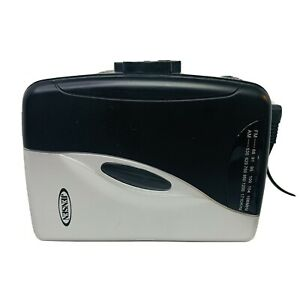 JENSEN Personal Cassette Tape Player SCR-68B EUC!
