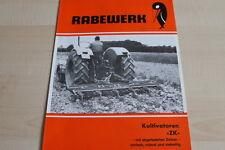 144180) rabewerk cultivadora cac folleto 03/1985