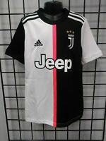 adidas 2019-20 JUVENTUS YOUTH HOME JERSEY (DW5453) SIZE YS
