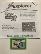 Leap Frog Leapster Explorer Game Toy Story 3