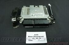 Ori Audi A3 8P 160PS Motor Steuergerät Ottomotor 4 Zly 8P7907115A BYT 1.8 (T)FSI