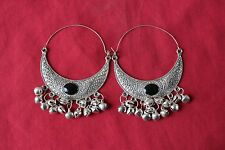 Afghan Tradition Ethnic Tribal Antique Kuchi Banjara Handmade Jewelry earring