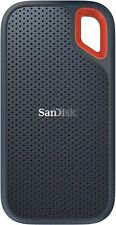 New SanDisk 2TB Extreme Portable SSD 2 TB Water Dust Shock Resistant USB & typeC