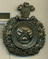 Canada Militia Helmet Plate M109 1907 14th Princess of Wales own Rifles