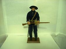 "Abraham Lincoln Frontiersman Black Hawk War custom 1/6 12"" figure"
