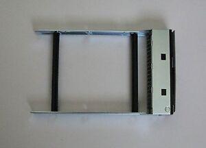 Sans Digital Elite + Rackmount Series Removable Hard Drive Tray Module Silver