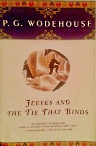 P.G. Wodehouse, Jeeves and the Tie That Binds, PB British Satire-Humor VG