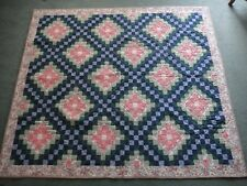 Amish quilt - Beautifully hand crafted - excellent condition (Southeast, MN)