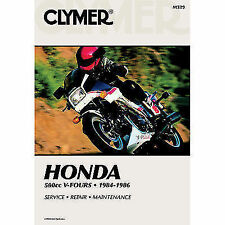 Honda Motorcycle Manuals and Literature 1986 Year of Publication Repair