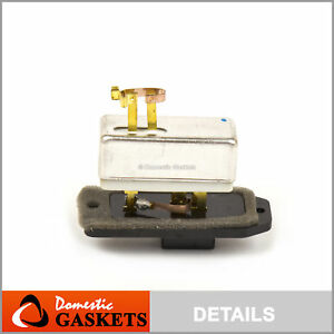 Fits 07-10 Dodge Ram 1500 2500 3500 4500 5500 HVAC Blower Motor Resistor