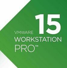 VMware Workstation 15 Pro for Windows Lifetime License Key FAST DELIVERY