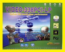 Jaton NVIDIA GeForce 6200 (VIDEO338PCILP) 256MB DDR SDRAM PCI Graphics adapter