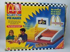 Mattel Vintage 1993 McDonald's Happy Meal Magic Pie Maker NIB