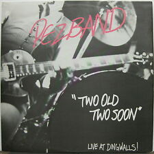"""PEZBAND Live At Dingwalls 1978 UK Only 12"""" EP Minty! POWER POP Chicago"""