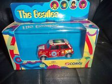 THE BEATLES CORGI PSYCHEDELIC MINI- LIMITED EDITION WITHDRAWN DIECAST MODEL