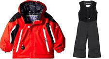 Obermer SnowSuit Ski Set Boys Cruise Jacket & Outer Bib Pants, Size 2T, NWT