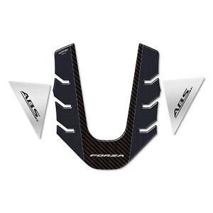 Adesivi 3D Protezioni Parafango Anteriore compatibili con Honda Forza 750 2021