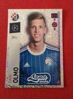 DANI OLMO ROOKIE stiker 2019/2020 Dinamo Zagreb Topps CL Sticker #554