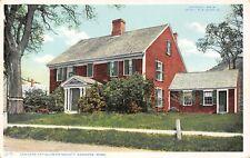 Concord MA~Antiquarian Society~Tall Grass~Gravel Road~1908 Detroit Pub Co~1908