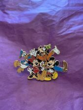 Pin 51198 DLRP - Mickey Mouse Family Fab 5