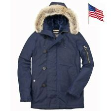 Parka N3B des US Rangers COCKPIT USA ex AVIREX Taille S MADE IN USA
