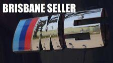 M5 BADGE BMW Boot Guard Panel Sticker E28 E34 E39 E60 E61 F10 F11 AUS Sellers