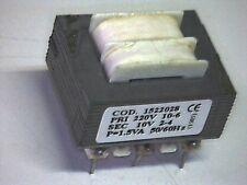 Printtrafo prim. 220V sek 10V 1,5VA EL-30 1522028 Transformer Transformator