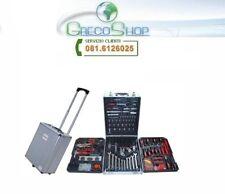 Valigia portautensili trolley/Officina portatile universale con 187 utensili