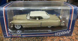 1:43 Vitesse - 1953 Cadillac Closed Convertible - Beige NEW IN BOX