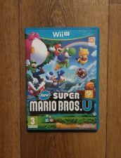 New Super Mario Bros U (Nintendo Wii U, 2012) Give Your Friends A Mario Boost!