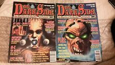 THE DARKSIDE MAGAZINE ISSUE 24 AND 25