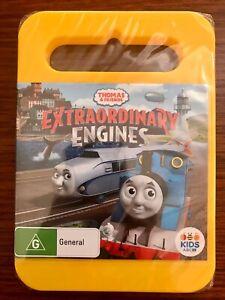 Thomas & Friends - Extraordinary Engines (2018, Region 4 DVD, ABC)