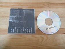 CD Indie Cold Specks - Hector (1 Song) Promo MUTE REC