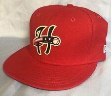 Harrisburg Senators MiLB New Era 59FIFTY Hat 7 3/8 MADE IN U.S.A.
